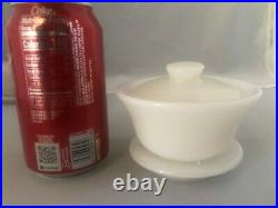 Chinese White Jade Carving (lot of 4) 4 (W) #RCC005