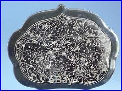 Song Dynasty Ci Zhou Yao Carved Black Glazed pillow